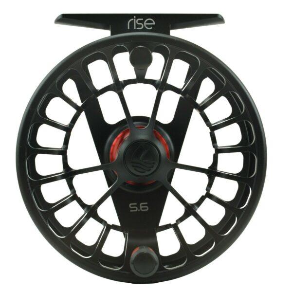 Redington Rise 3 5/6 Black Fly Reel