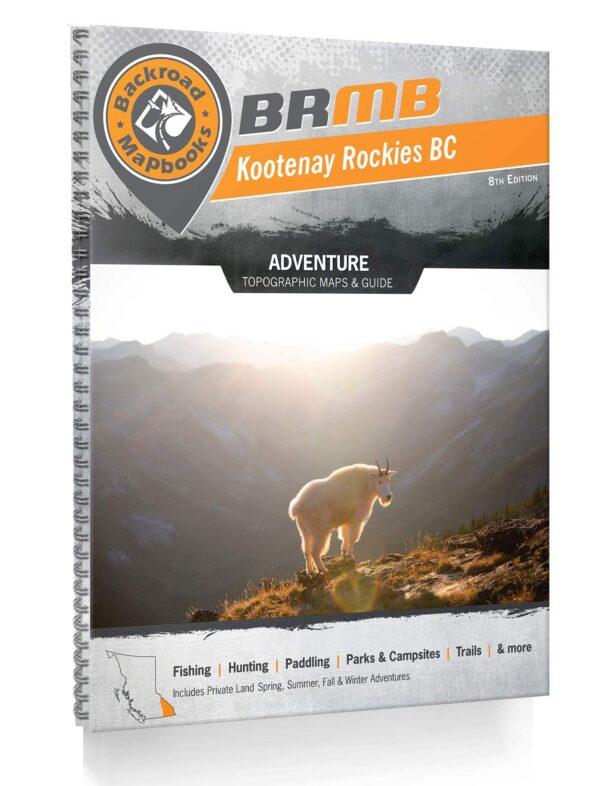 Kootenay Rockies Backroad Mapbook