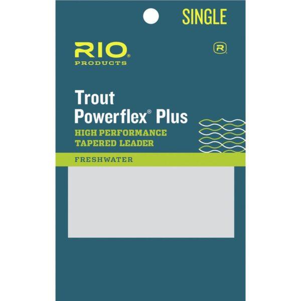 RIO Powerflex Plus Trout Leader