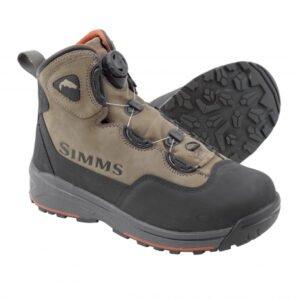 Simms Headwaters BOA Wading Boots Vibram Wetstone