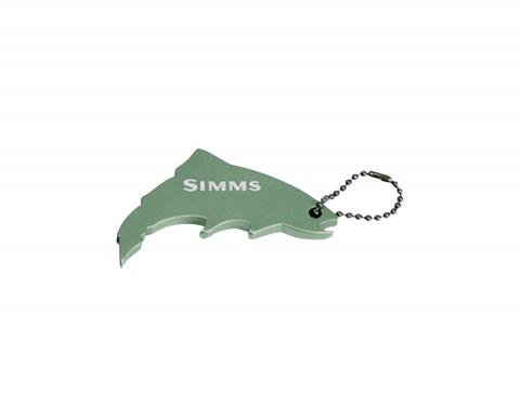 Thirsty Trout Keychain Green