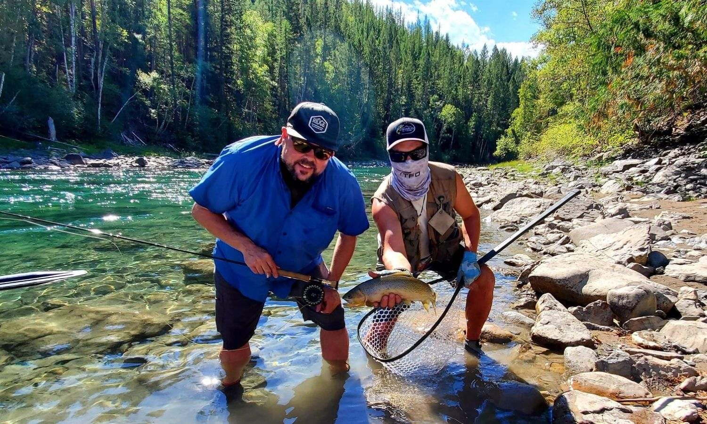 Bull River Overnight Fly Fishing Trips
