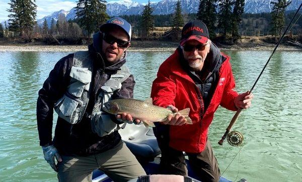 Kootenay River Cutthroat Trout
