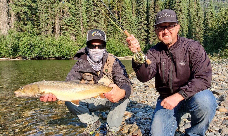 Skookumchuck River Overnight Fly Fishing Trips