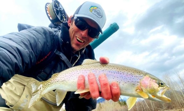 Large St Marys River Cutthroat Trout